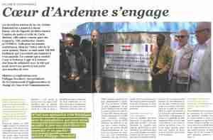 Article Coeur d'ardenne